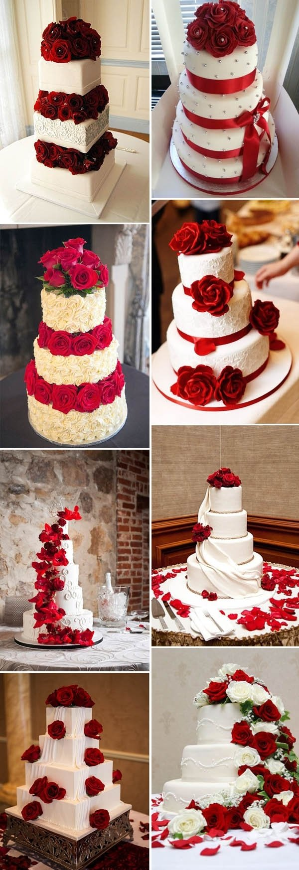 10 Spectacular Red And White Wedding Ideas 40 inspirational classic red and white wedding ideas 2020