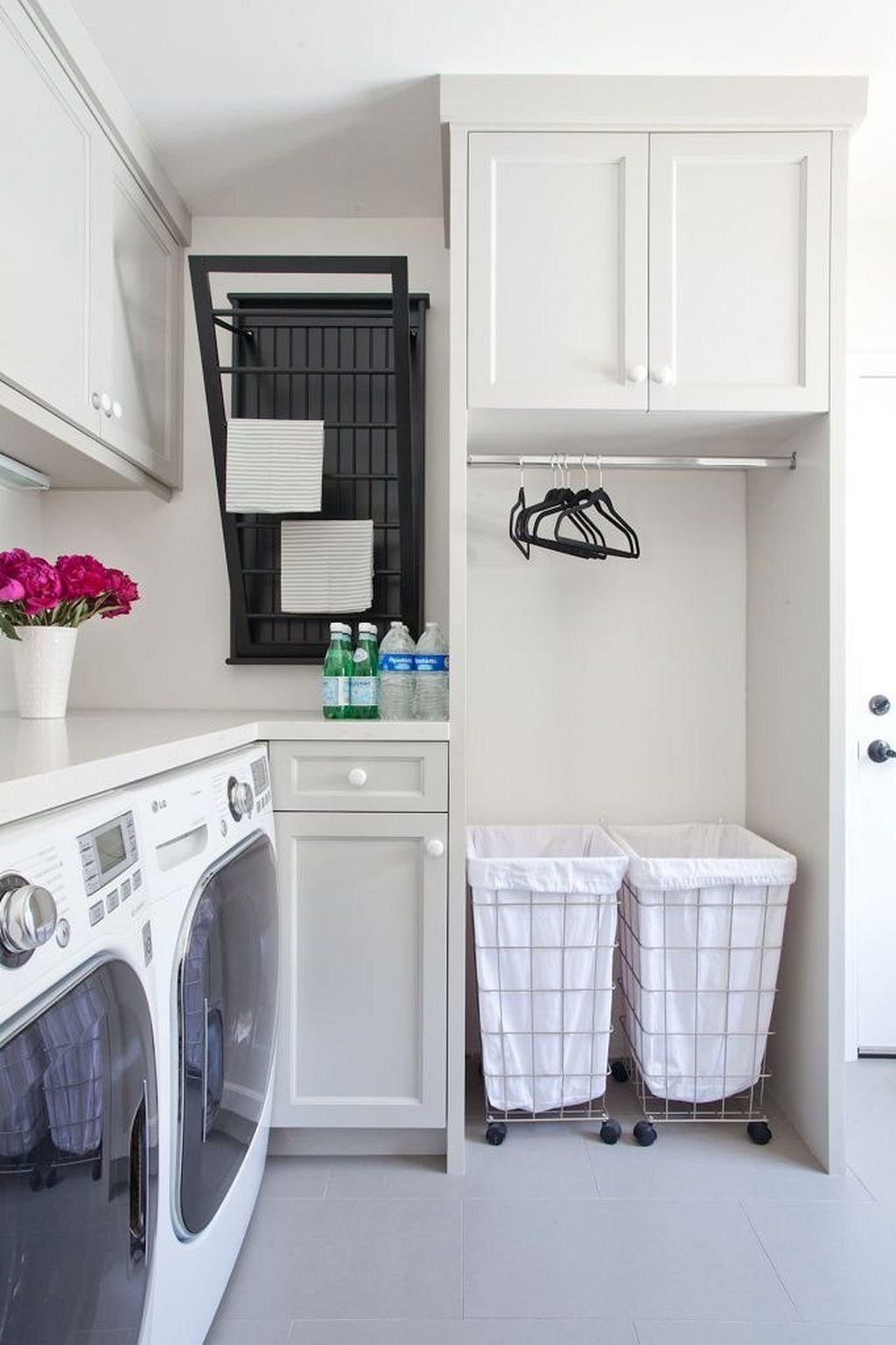 10 Ideal Laundry Room Drying Rack Ideas 40 laundry drying rack ideas deco buanderie epingle et deco