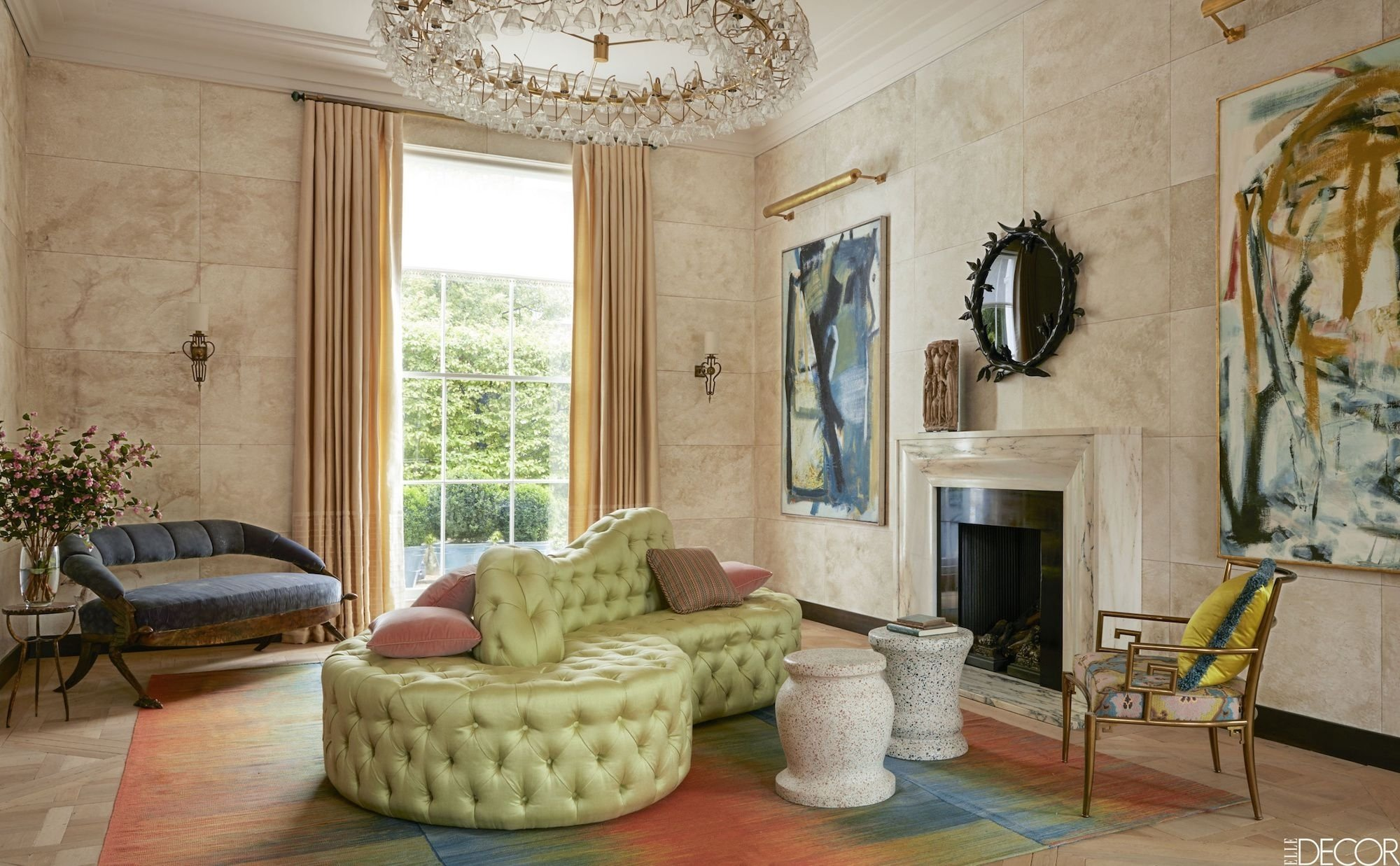 10 Spectacular Drapery Ideas For Living Room 40 living room curtains ideas window drapes for living rooms 2 2020