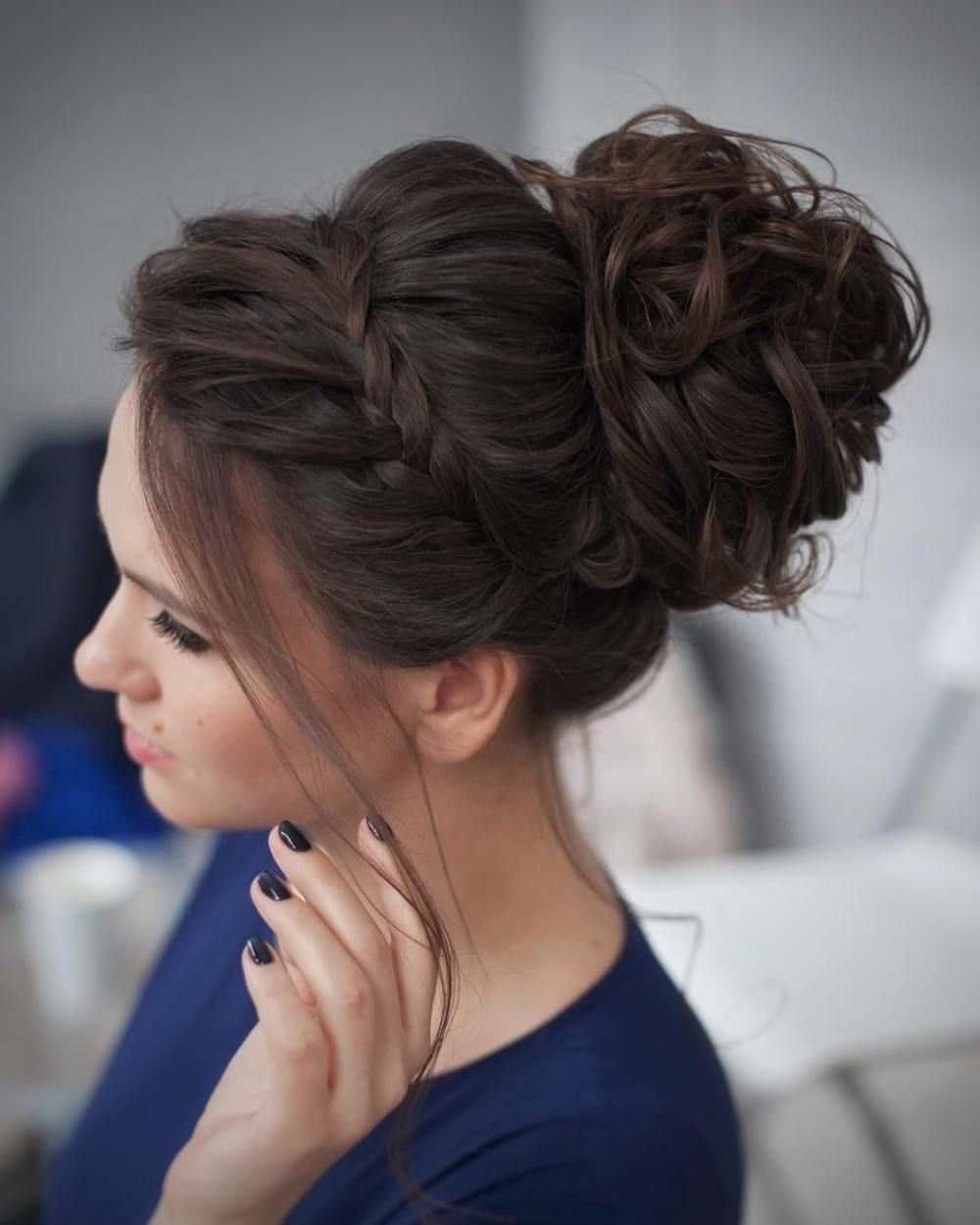 10 Most Recommended Homecoming Hair Ideas For Long Hair 40 most delightful prom updos for long hair in 2018 updo prom and 1