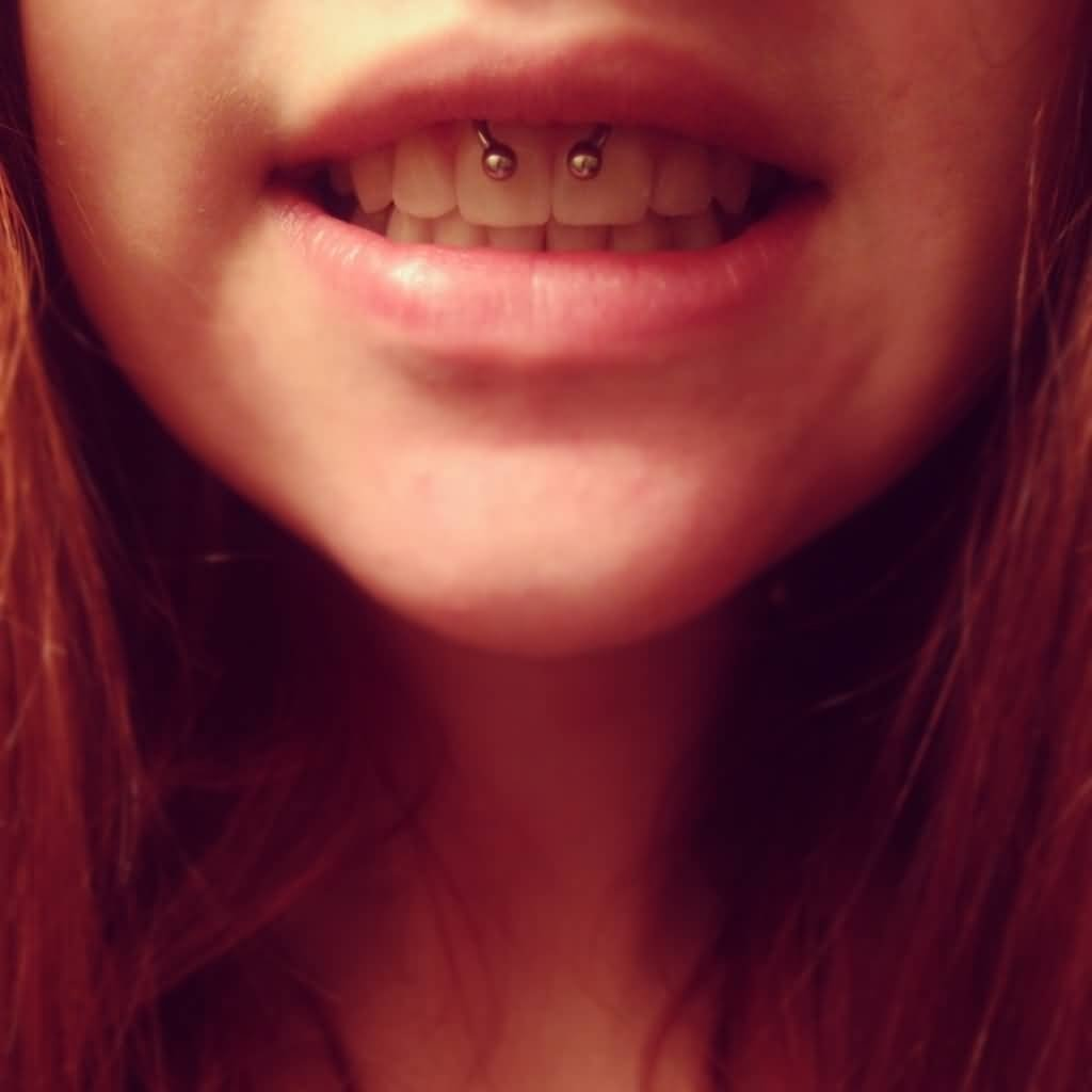 40+ nice smiley piercing ideas for girls