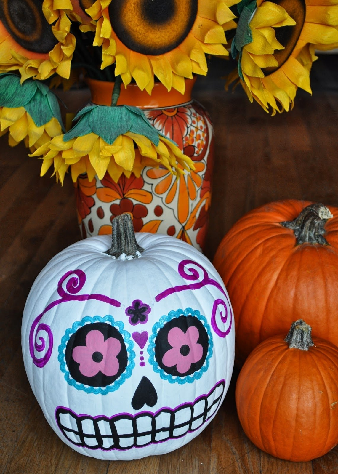 10 Most Recommended Non Carving Pumpkin Decorating Ideas 40 no carve pumpkin decorating ideas for kids 2020