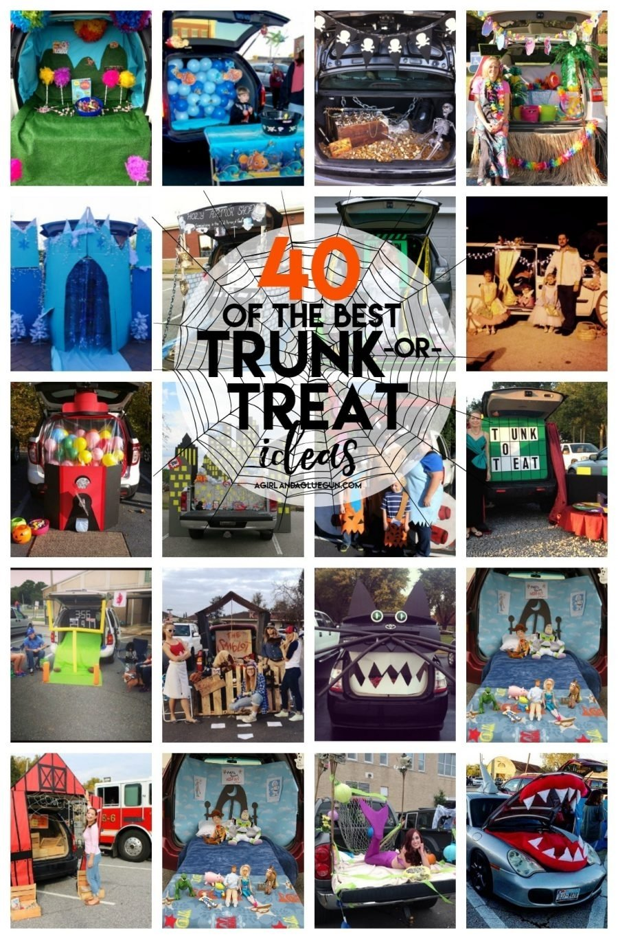 10 Attractive Halloween Trick Or Treat Ideas 40 of the best trunk or treat ideas a girl and a glue gun 2021