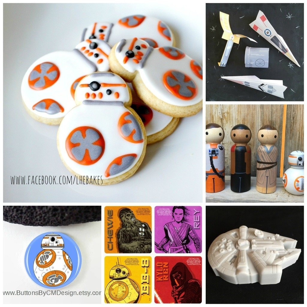 10 Trendy Star Wars Party Favor Ideas 40 star wars the force awakens birthday party ideas 2020