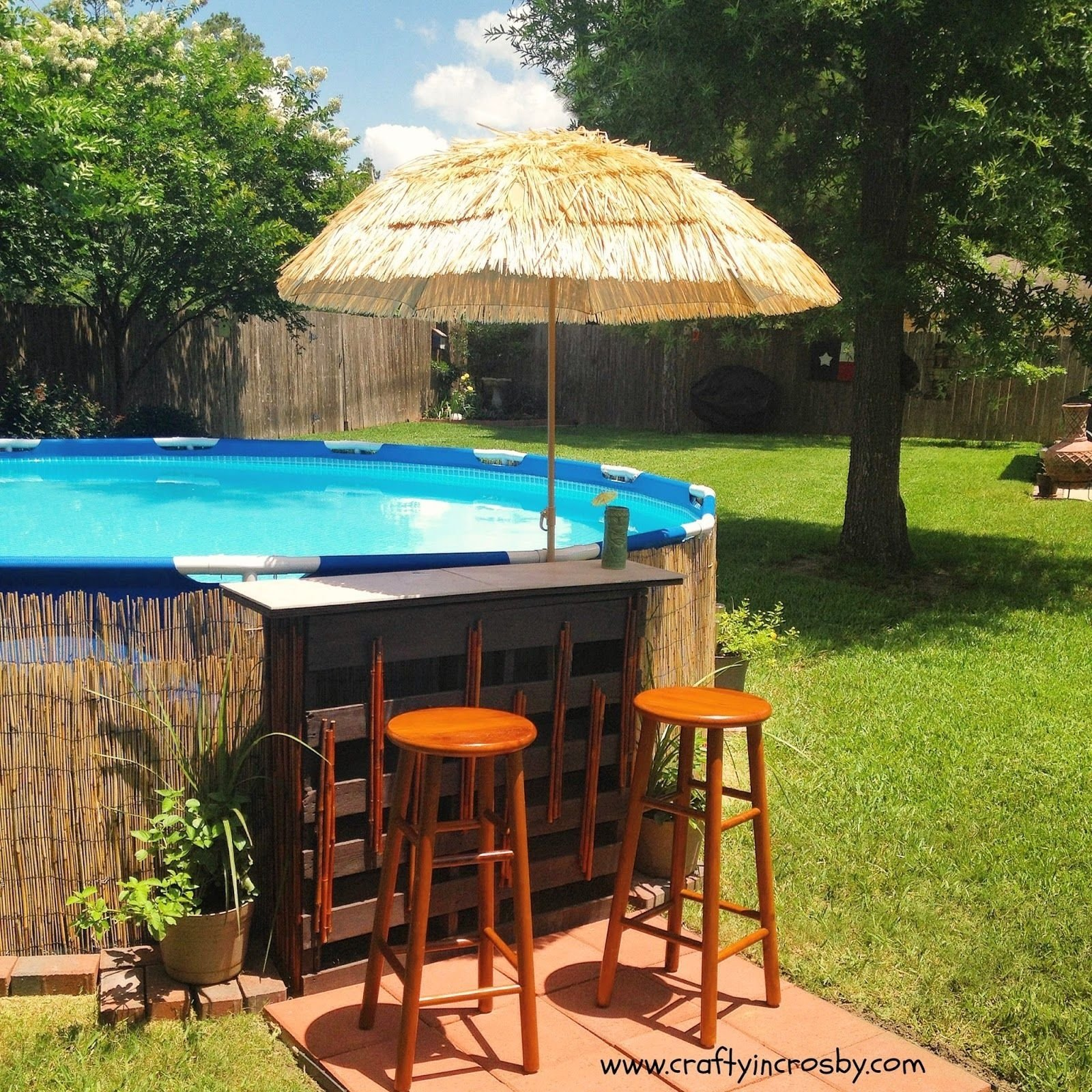 10 Most Popular Above Ground Pool Ideas Backyard 40 uniquely awesome above ground pools with decks ground pools 2