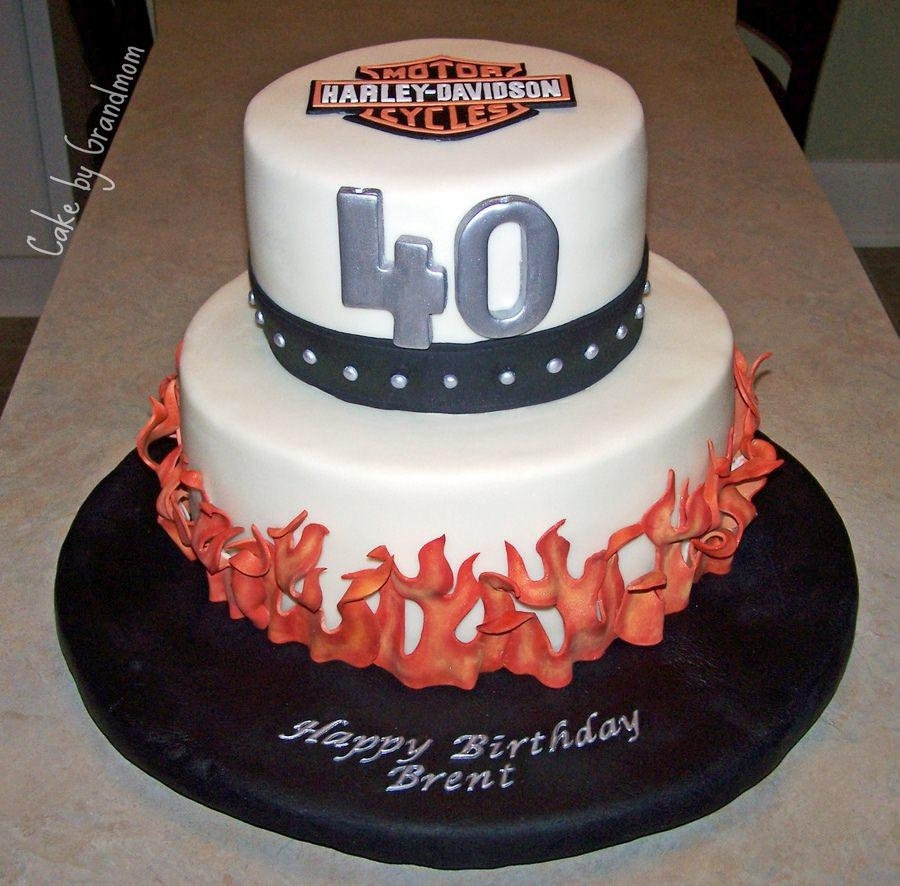 10 Stylish Easy Birthday Cake Ideas For Men %name 2020