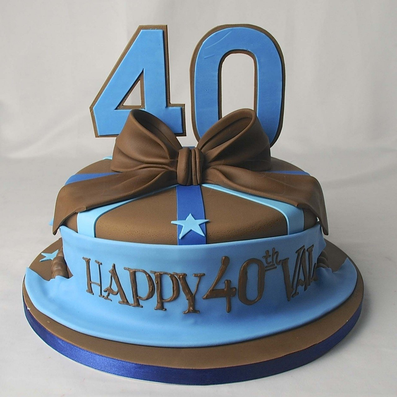 10 Stunning 40 Year Old Birthday Cake Ideas 40th For Men Google Search