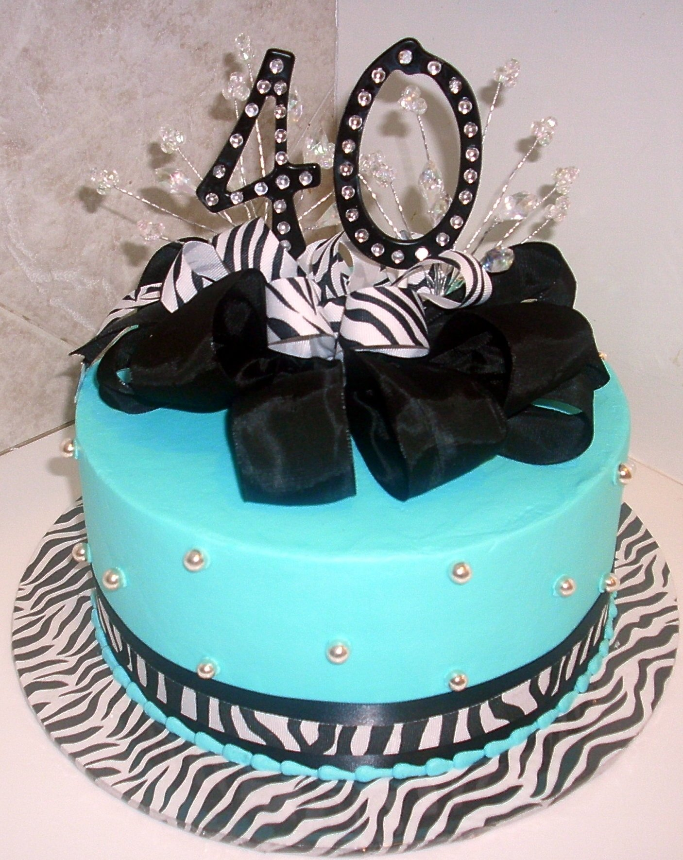 10 Stunning 40 Year Old Birthday Cake Ideas 40th birthday cakes for women themecakesbytraci recipes to
