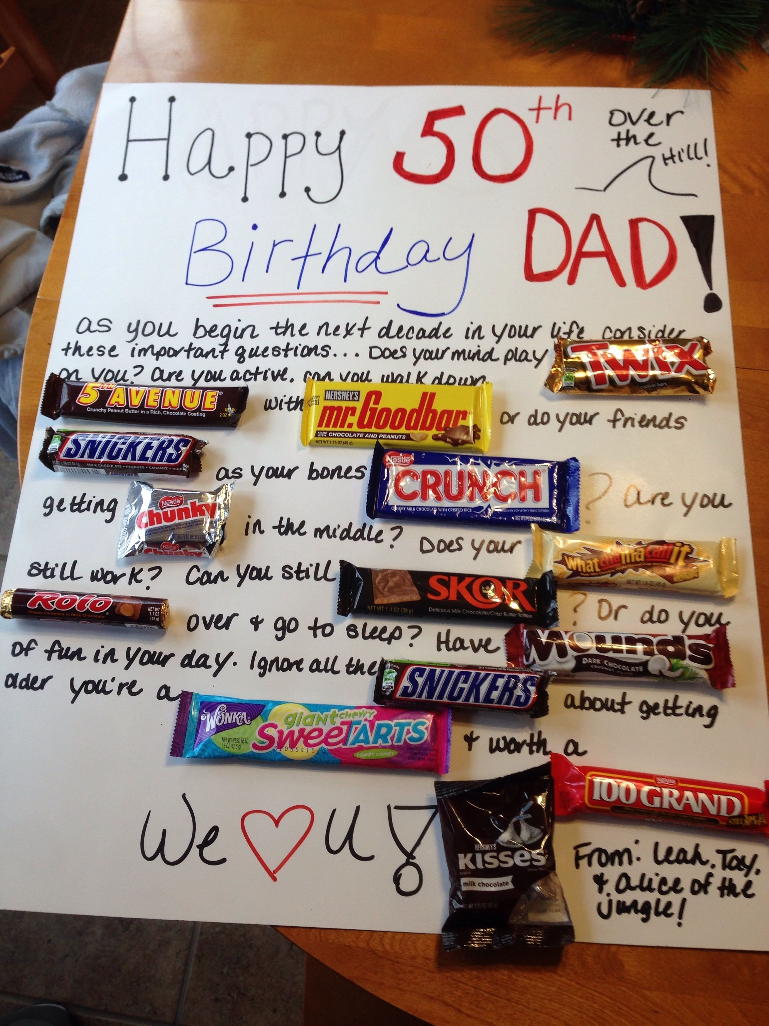 10 Amazing Gift Ideas For Your Dad 40th Birthday 50th Uncle