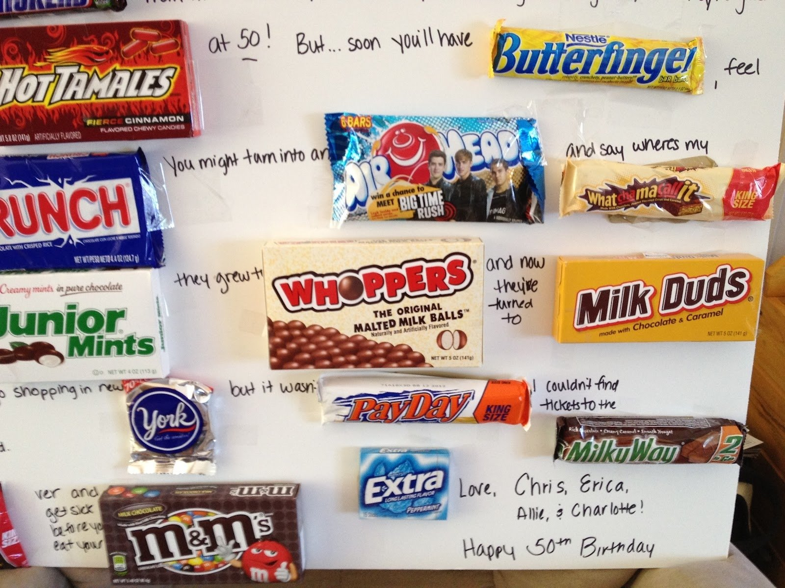 10 Perfect 50Th Birthday Gag Gift Ideas For Men 40th 50th Present