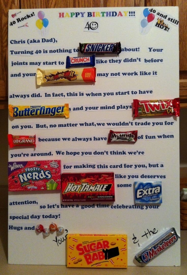 10 Fabulous Ideas For Husbands 40Th Birthday 40th Men Google Search Please Contact