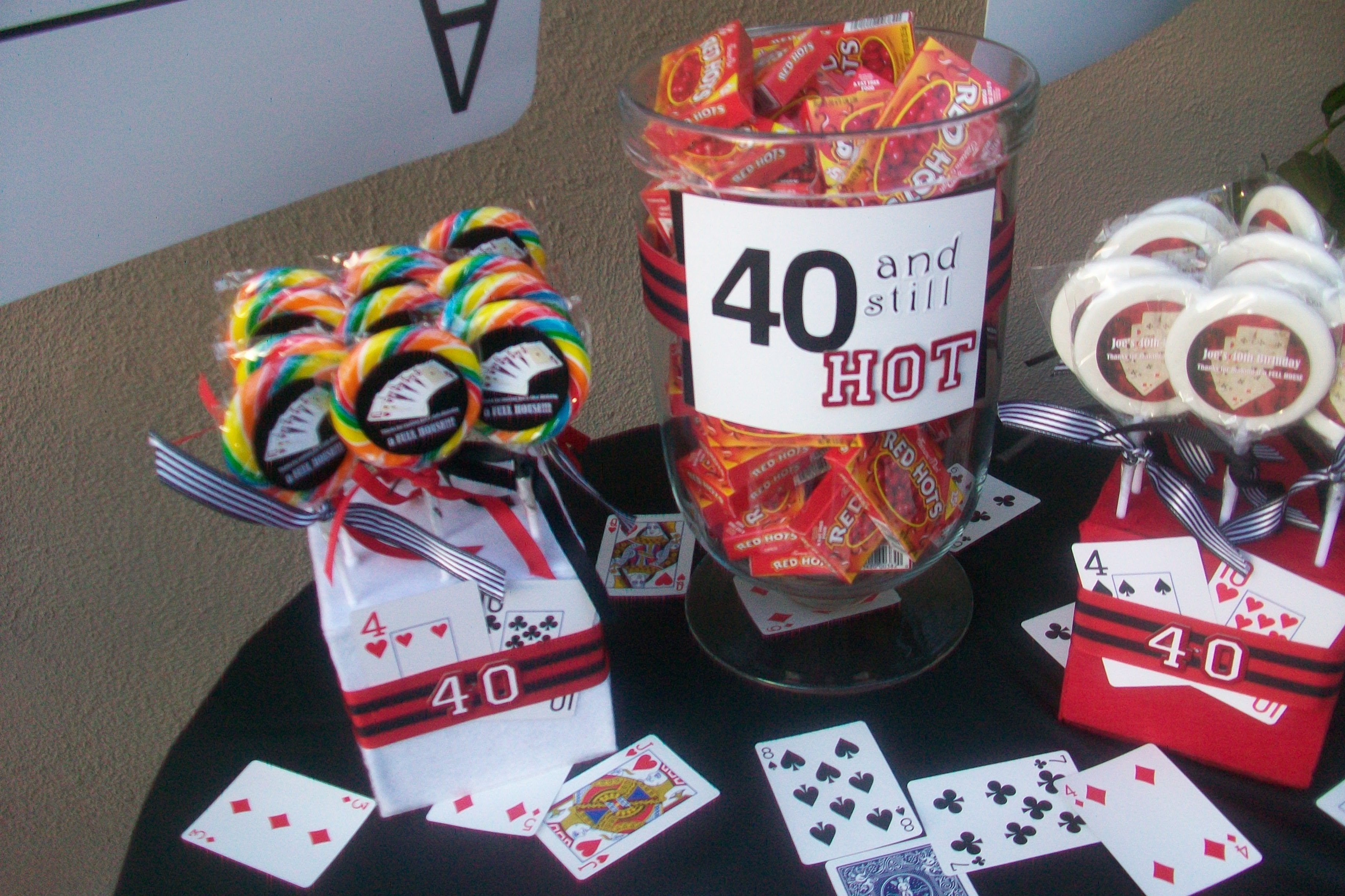 10 Famous Fun 40Th Birthday Party Ideas 40th birthday ideas room beautiful outdoor party and adult 1 2020