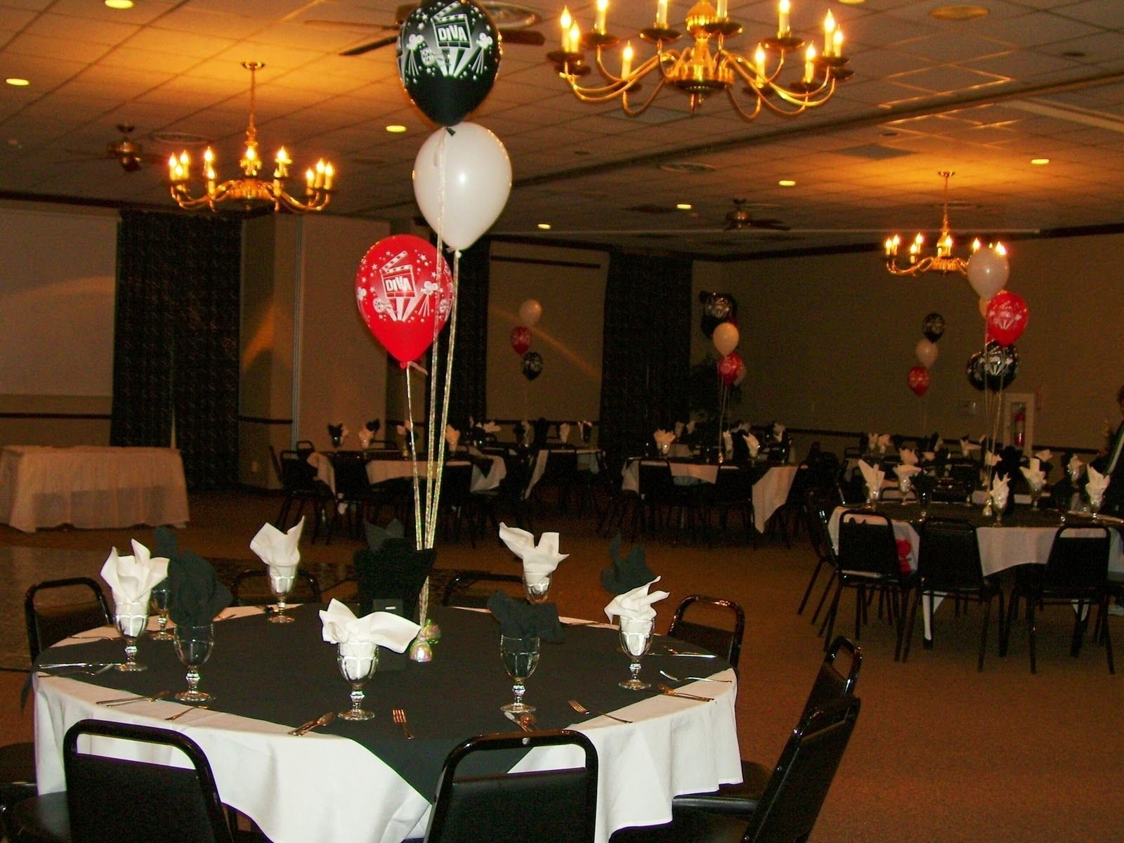 40th birthday party balloon decorations | 40th birthday parties, 40