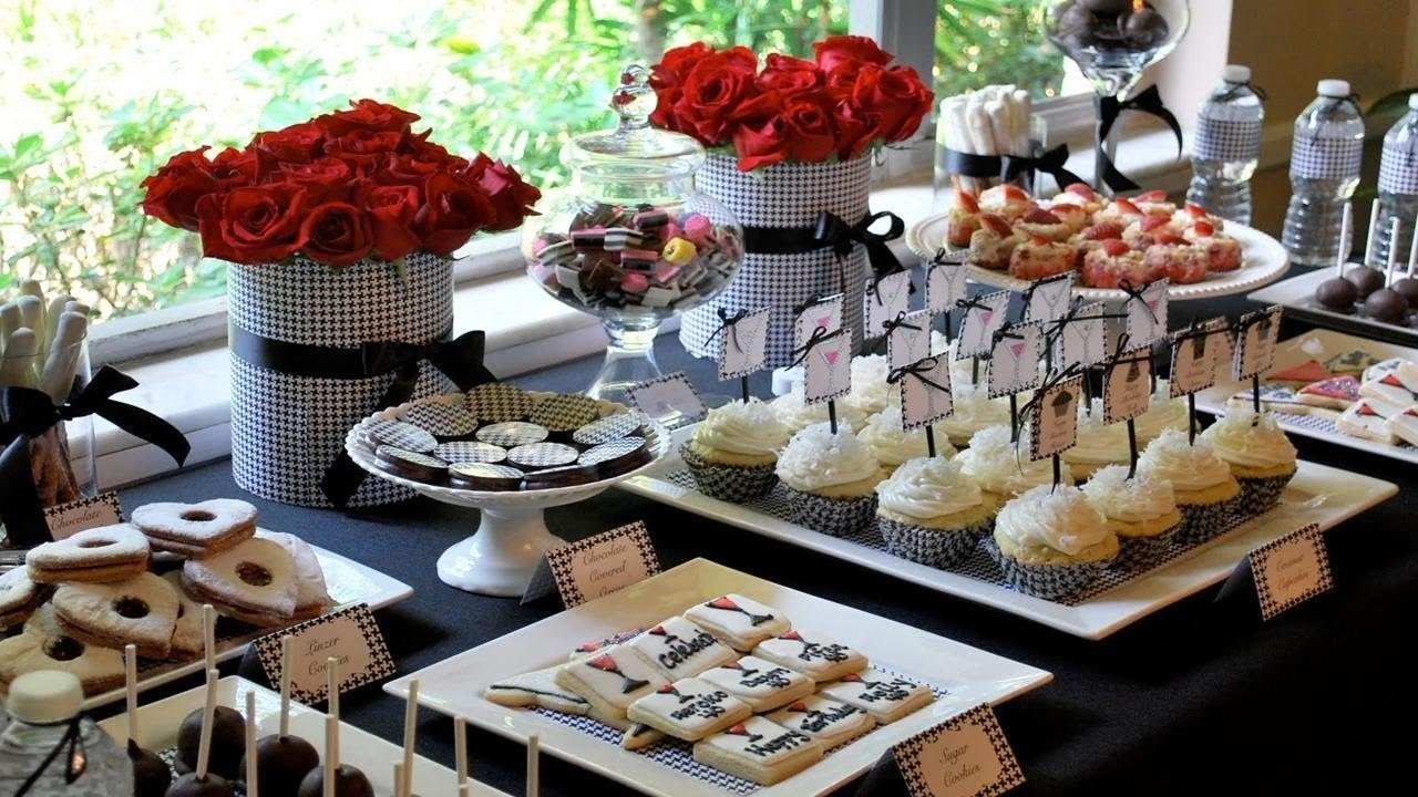 40th birthday party ideas | best birthday party ideas - youtube
