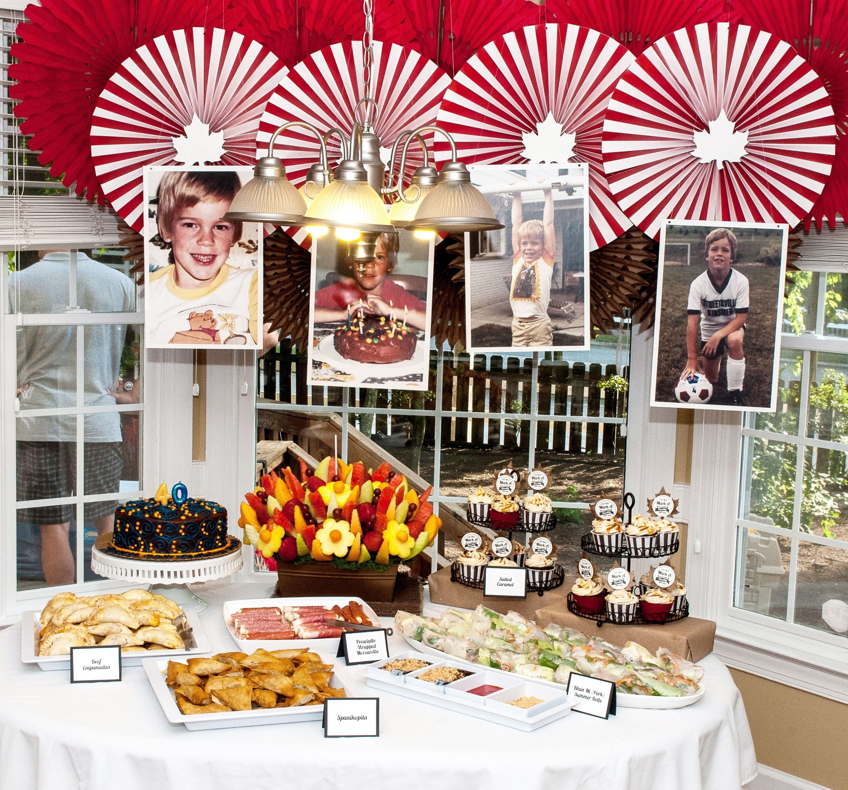 10 Lovable Birthday Party Ideas For Men 40th birthday party ideas for men google search 30th birthday 1 2020