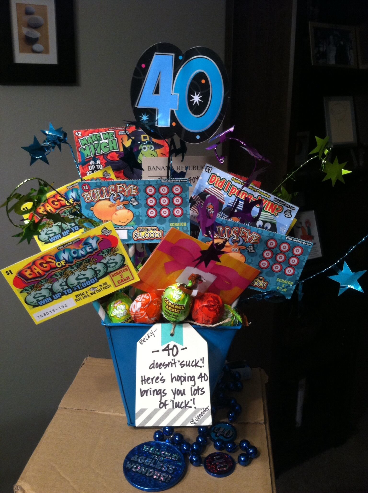10 Awesome Gift Ideas For 40Th Birthday 40th birthday present for my friend pinteres 2020