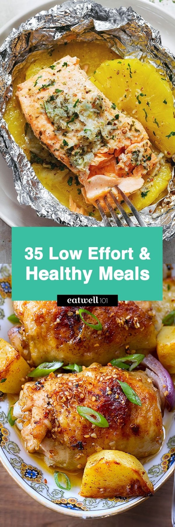 10 Lovely Dinner Ideas For Two Healthy 41 low effort and healthy dinner recipes eatwell101 31 2020