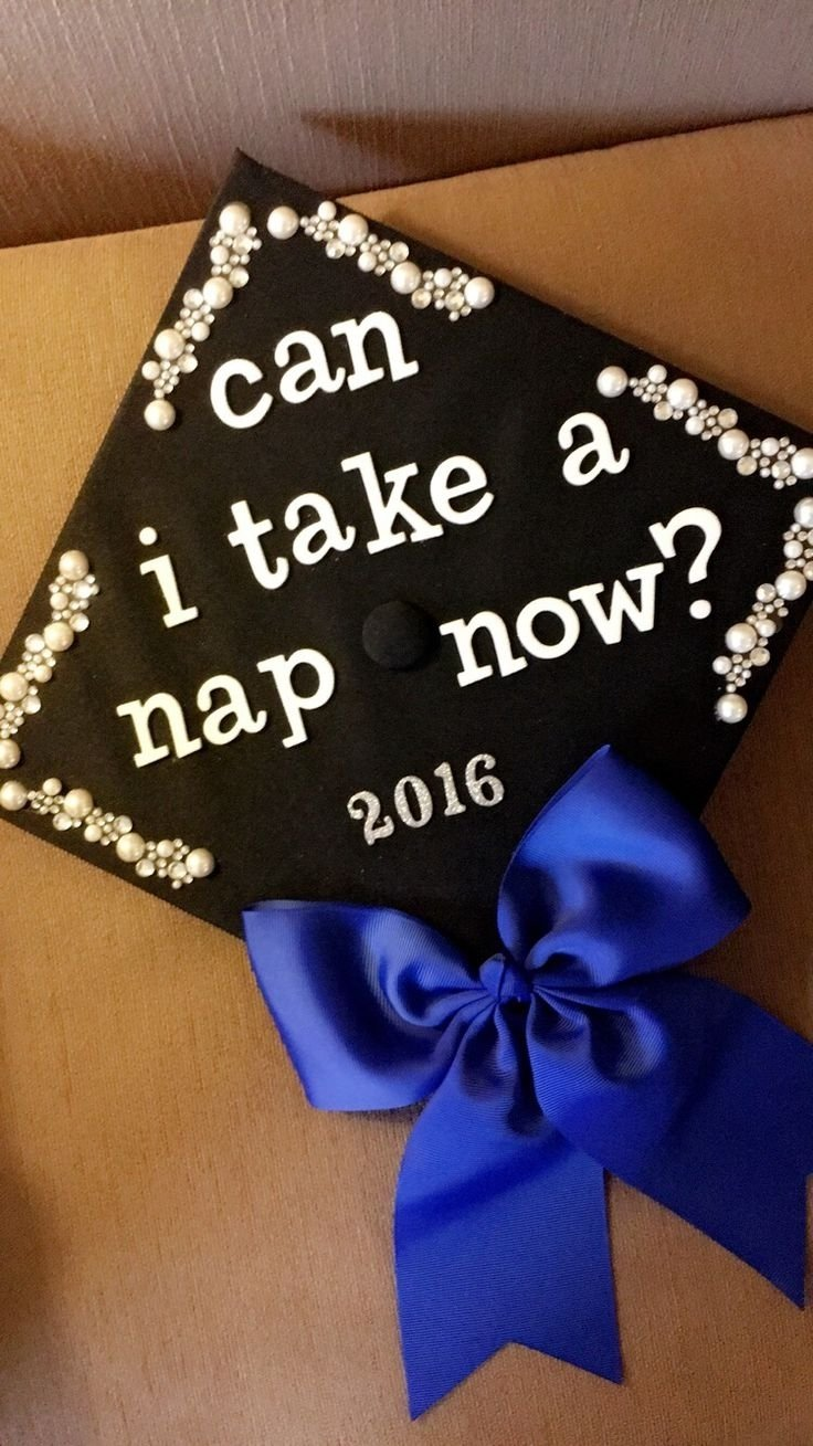 418 best graduation cap decorations images on pinterest | graduation