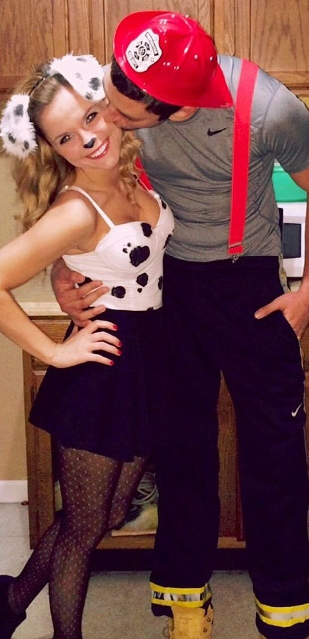 10 Famous Unique Funny Halloween Costume Ideas 42 halloween costumes for extremely cute couples dalmatian 1 2020