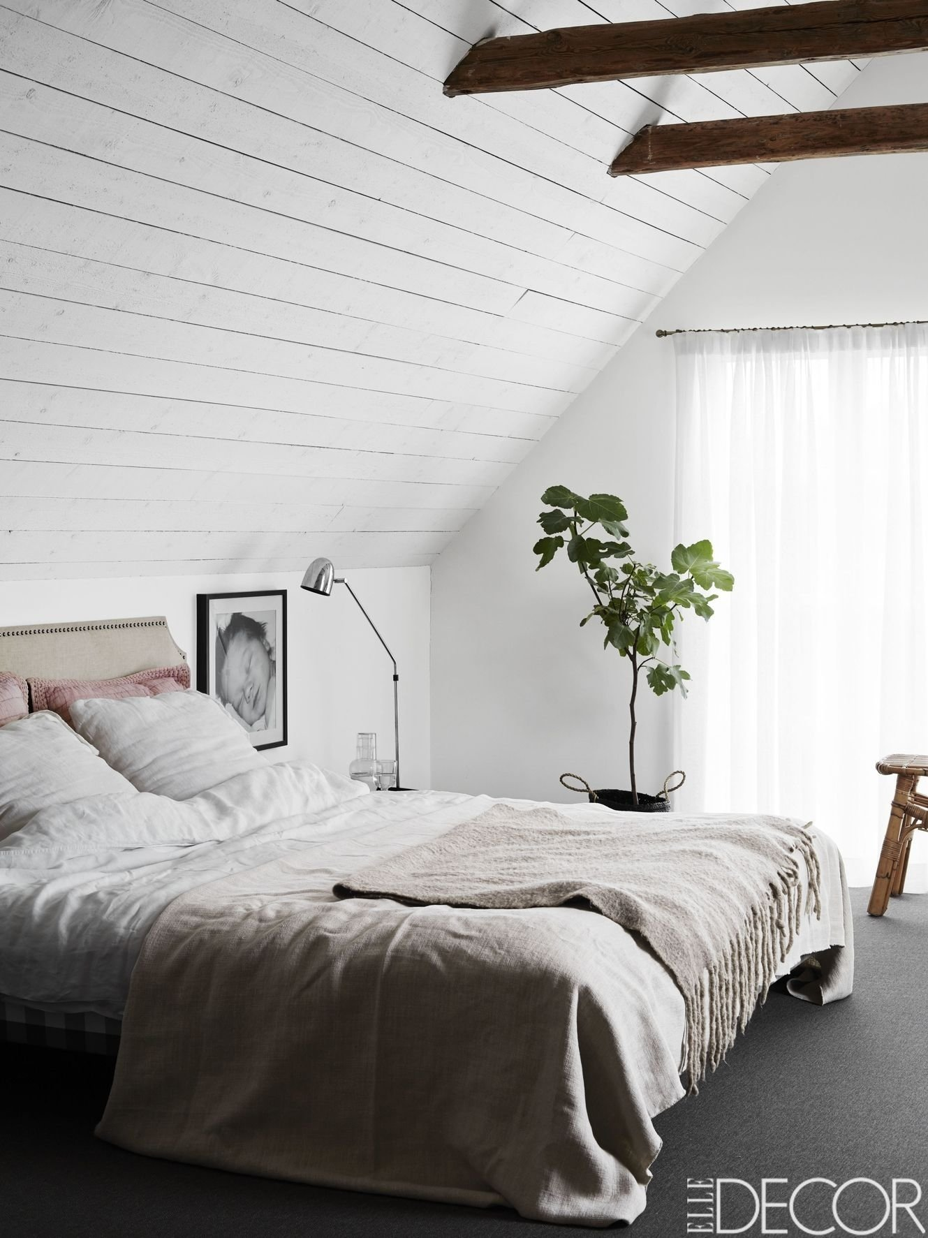 43 small bedroom design ideas - decorating tips for small bedrooms