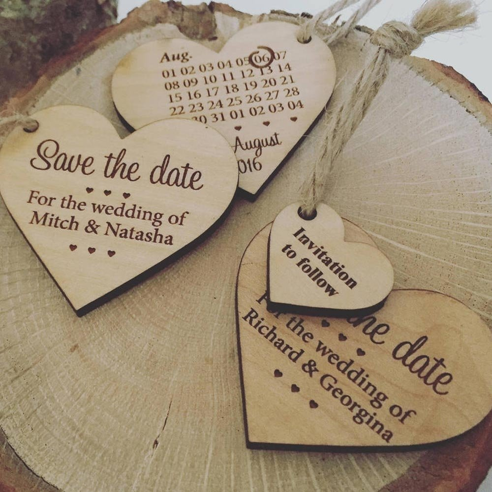 10 Most Popular Cheap Save The Date Ideas 43 unique save the date ideas hitched co uk 3 2020