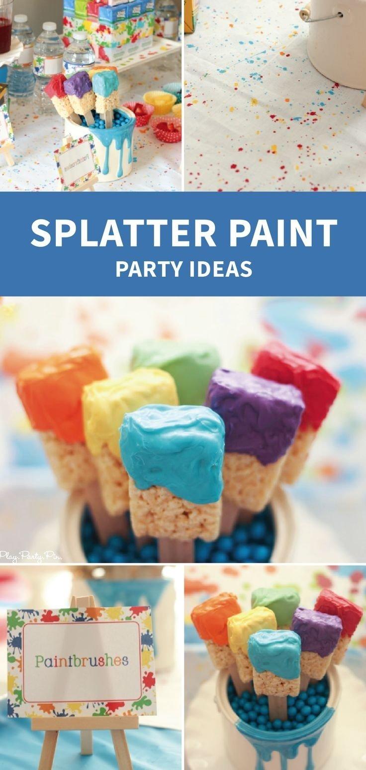 10 Stunning Kids Birthday Party Ideas Pinterest 431 best party ideas images on pinterest rice krispies treats 2020