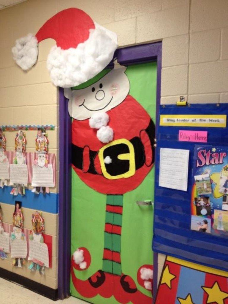 10 Great Classroom Christmas Door Decorating Ideas 4343166ad02085952c97faa41b25b9241 2020