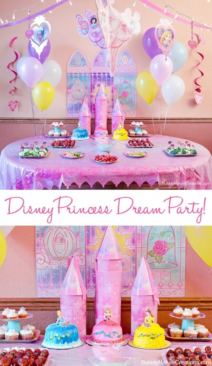 10 Beautiful Disney Princess Birthday Party Ideas 437 best disney princess party ideas images on pinterest birthdays 2020