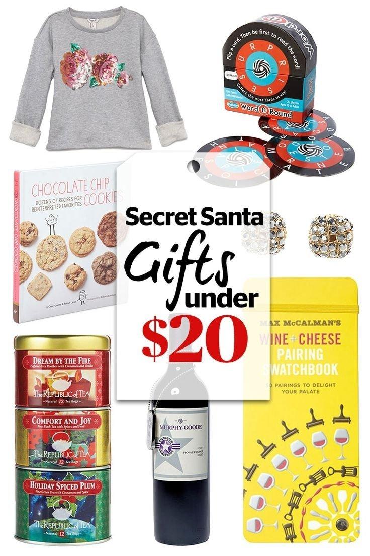 10 Unique Great Secret Santa Gift Ideas 44 best secret santa gifts images on pinterest secret santa gifts 2