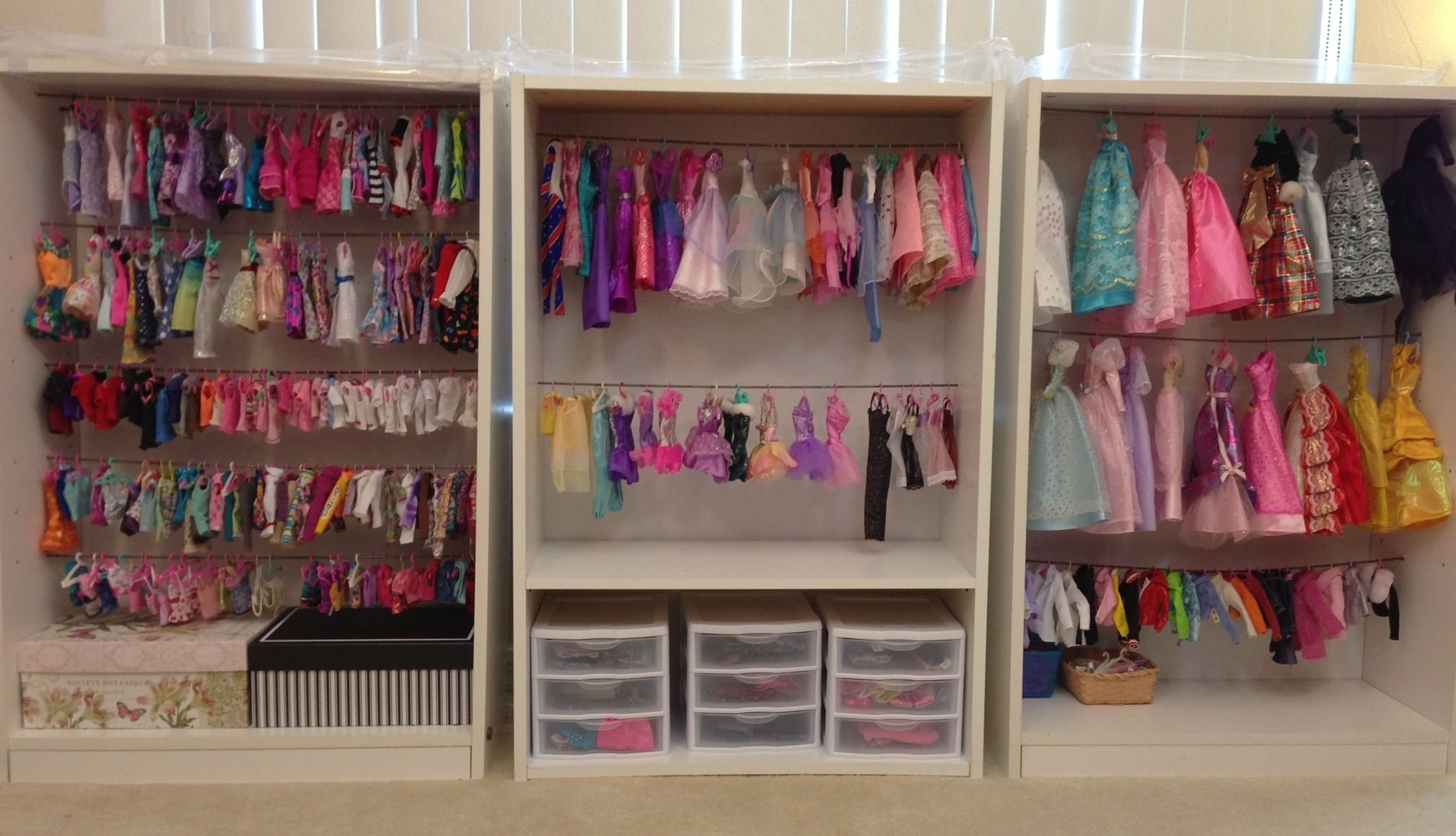 10 Spectacular American Girl Doll Storage Ideas 44 best toy storage ideas that kids will love clothes storage 2020