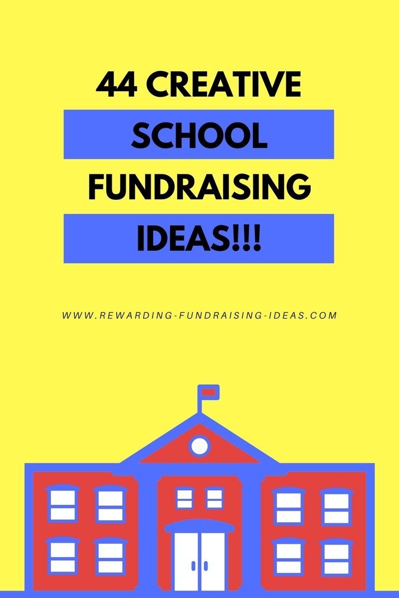 10 Pretty Elementary School Fundraising Ideas That Work 44 creative school fundraising ideas that you will love 1 2020
