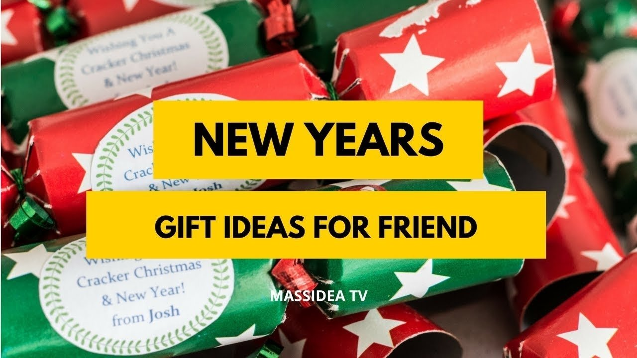 10 Stunning New Years Eve Gift Ideas 45 best new year gift ideas for friend family 2018 youtube 2020
