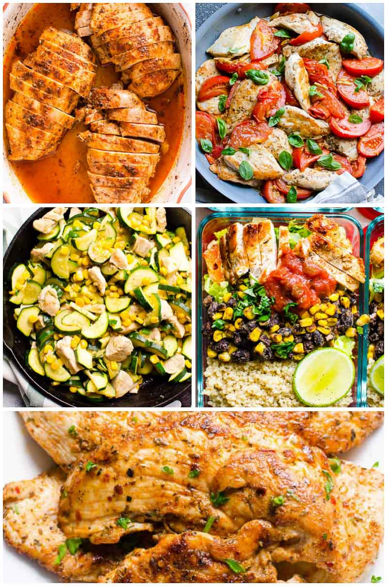 10 Amazing What Are Good Dinner Ideas 45 easy healthy dinner ideas in 30 minutes ifoodreal healthy 2 2021