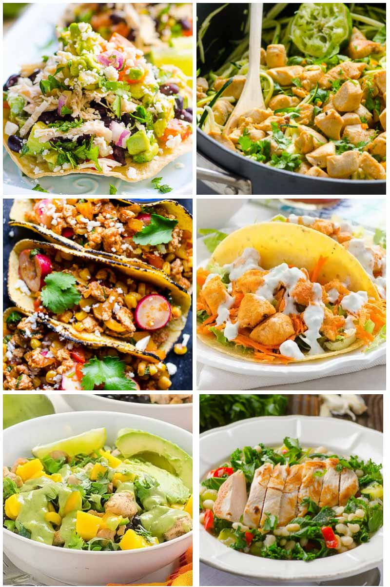 10 Elegant Simple Dinner Ideas For 1 45 easy healthy dinner ideas in 30 minutes ifoodreal healthy
