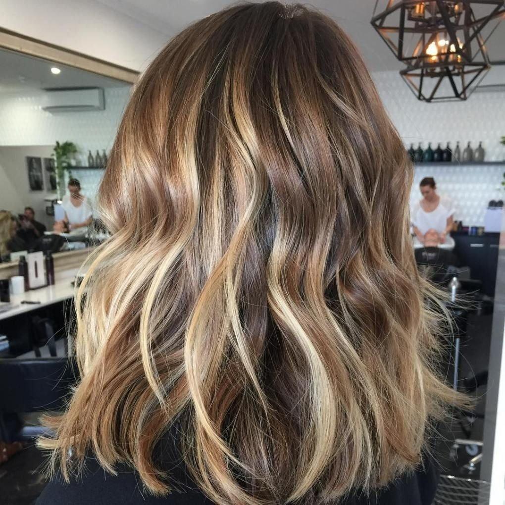 10 Beautiful Highlights Ideas For Brown Hair 45 ideas for light brown hair with highlights and lowlights light 2021