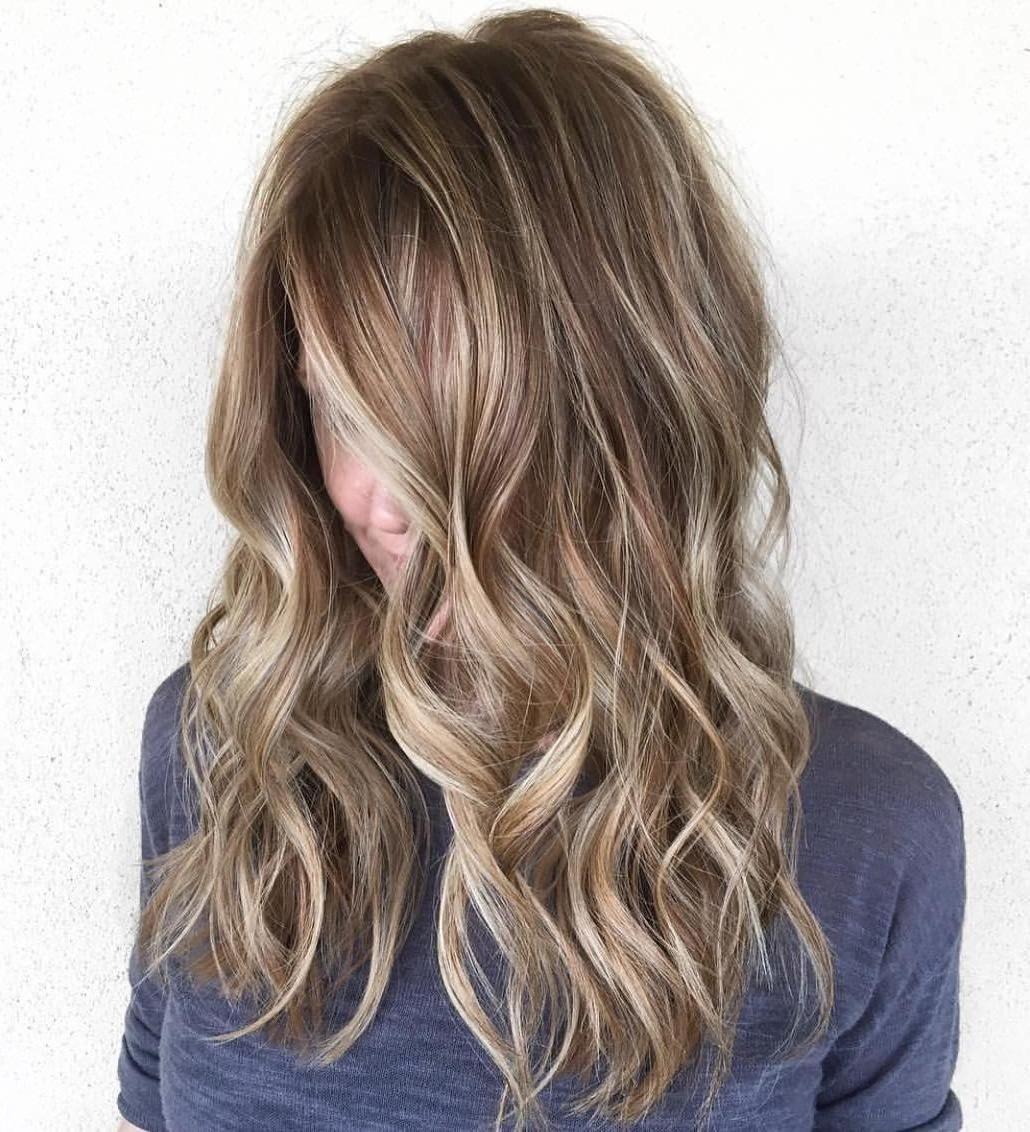 10 Beautiful Highlights Ideas For Brown Hair 45 light brown hair color ideas light brown hair with highlights 2021