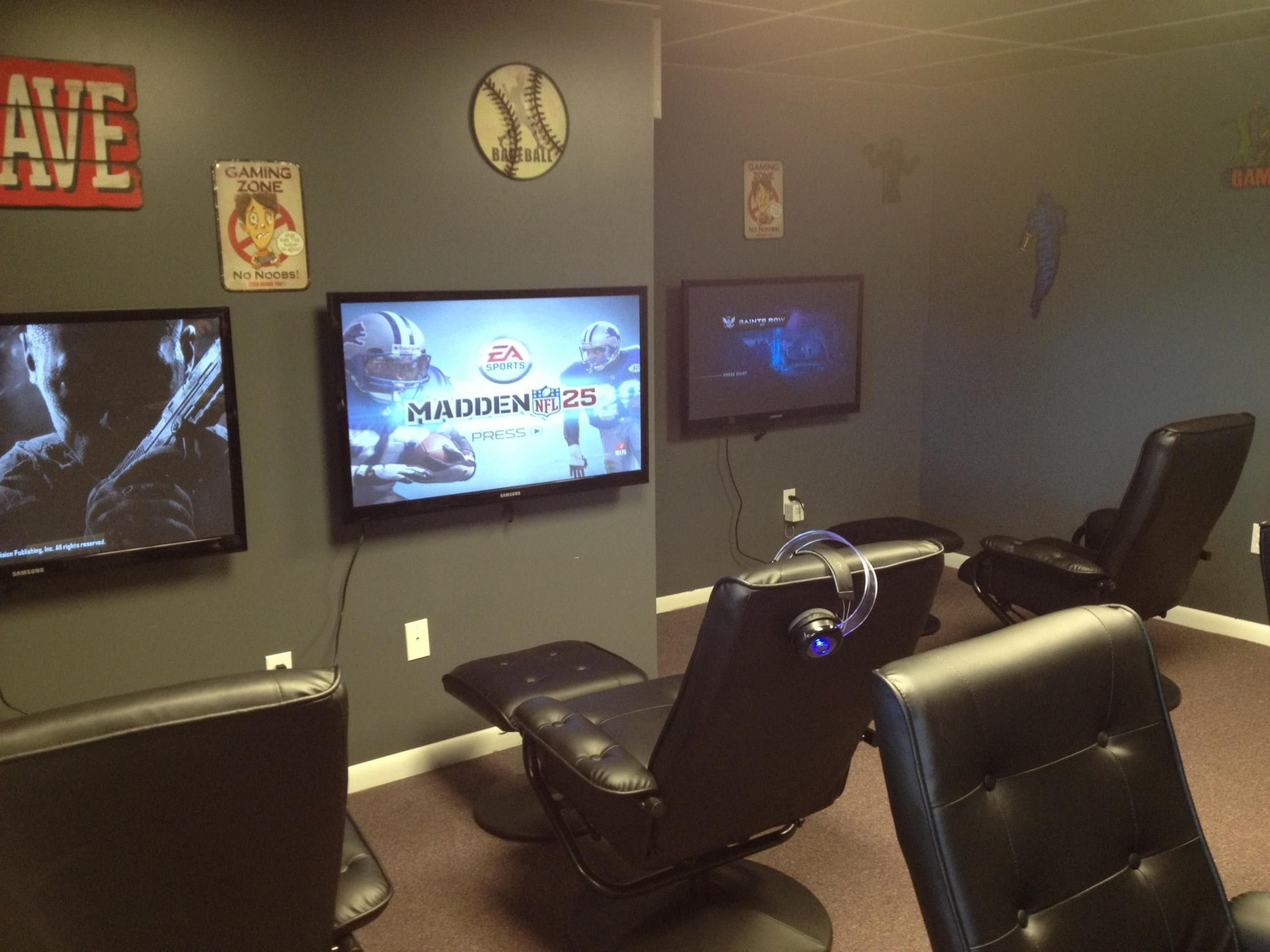 10 Nice Game Room Ideas For Teenagers 45 video game room ideas to maximize your gaming experience game