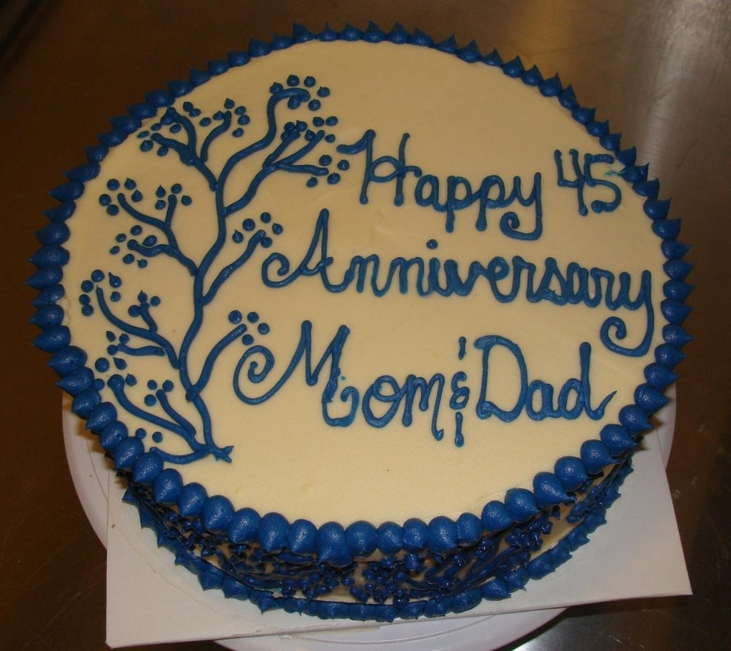 10 Famous 45Th Wedding Anniversary Party Ideas 45th wedding anniversary decorations romantic wedding 2021