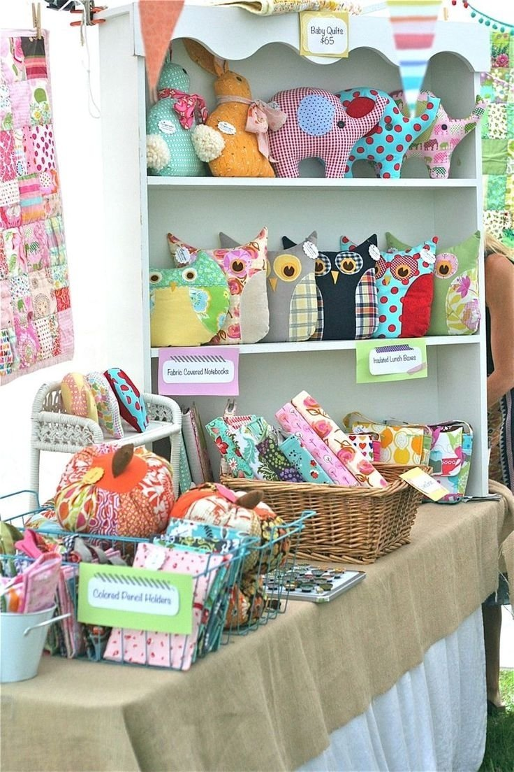 10 Ideal Craft Ideas To Sell At Craft Shows 46 best craft booth displays images on pinterest craft booth 2020