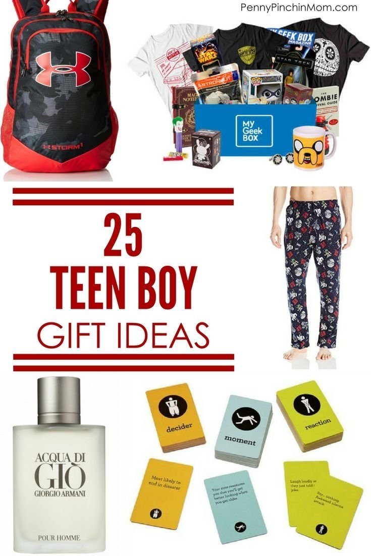10 Great Gift Ideas For 17 Year Old Boys 47 best gift ideas for teen boys images on pinterest teen boys 1 2020