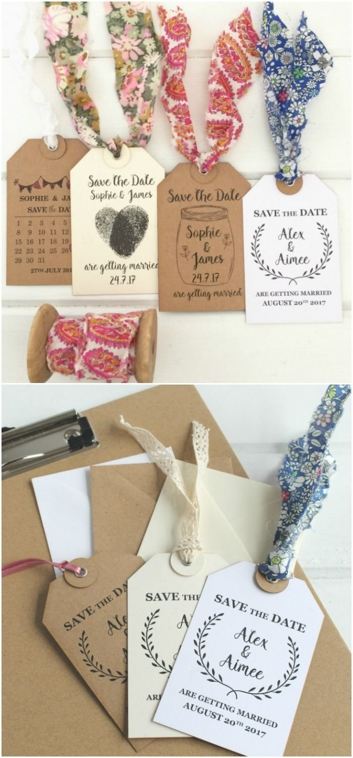 10 Amazing Save The Date Ideas Diy 47 best save the dates images on pinterest wedding stationary 2 2021