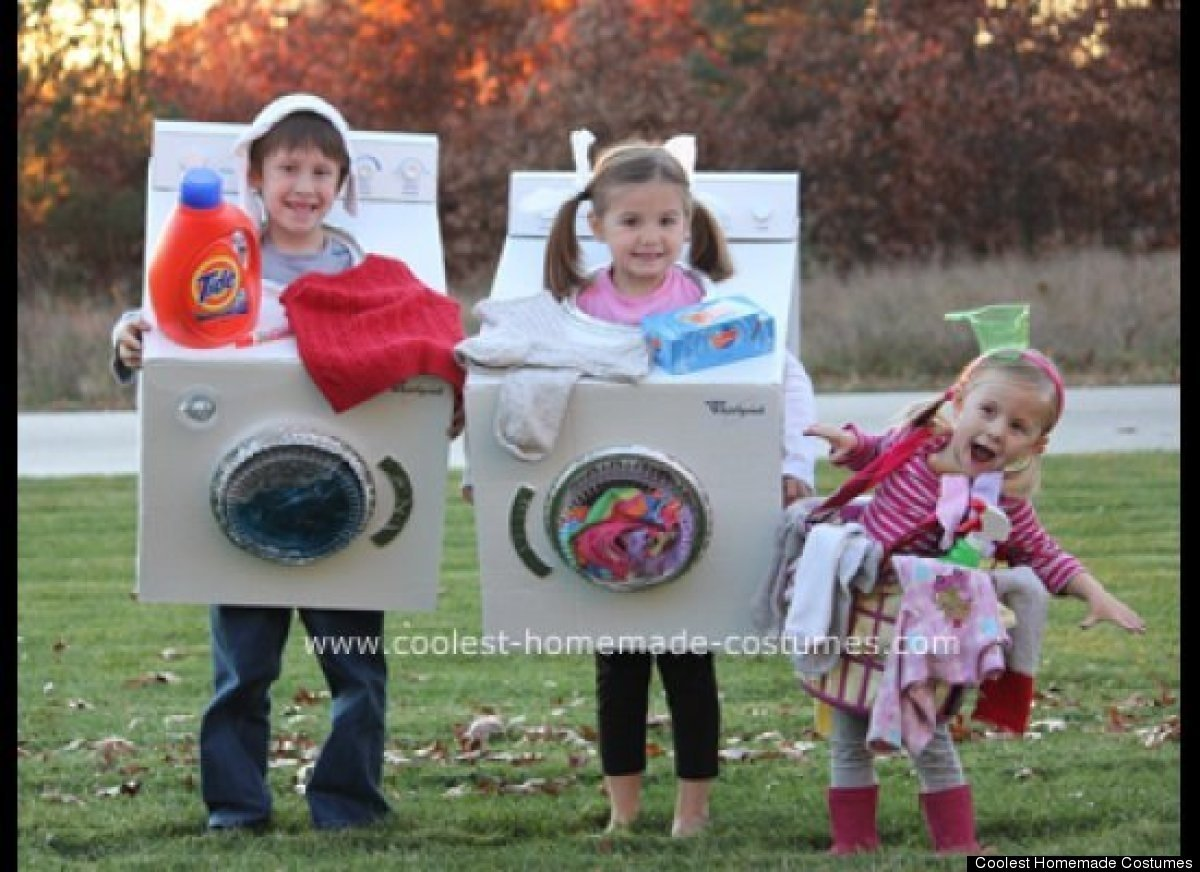 10 Great Kids Halloween Costume Ideas 2013 47 fun freaky and fantastic family halloween costumes huffpost 4 2020