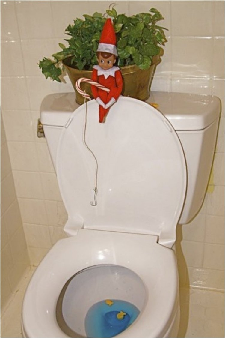 10 Lovely Elf On The Shelf Mischievous Ideas 47 ideas for your mischievous elf on a shelf ritely 2 2020