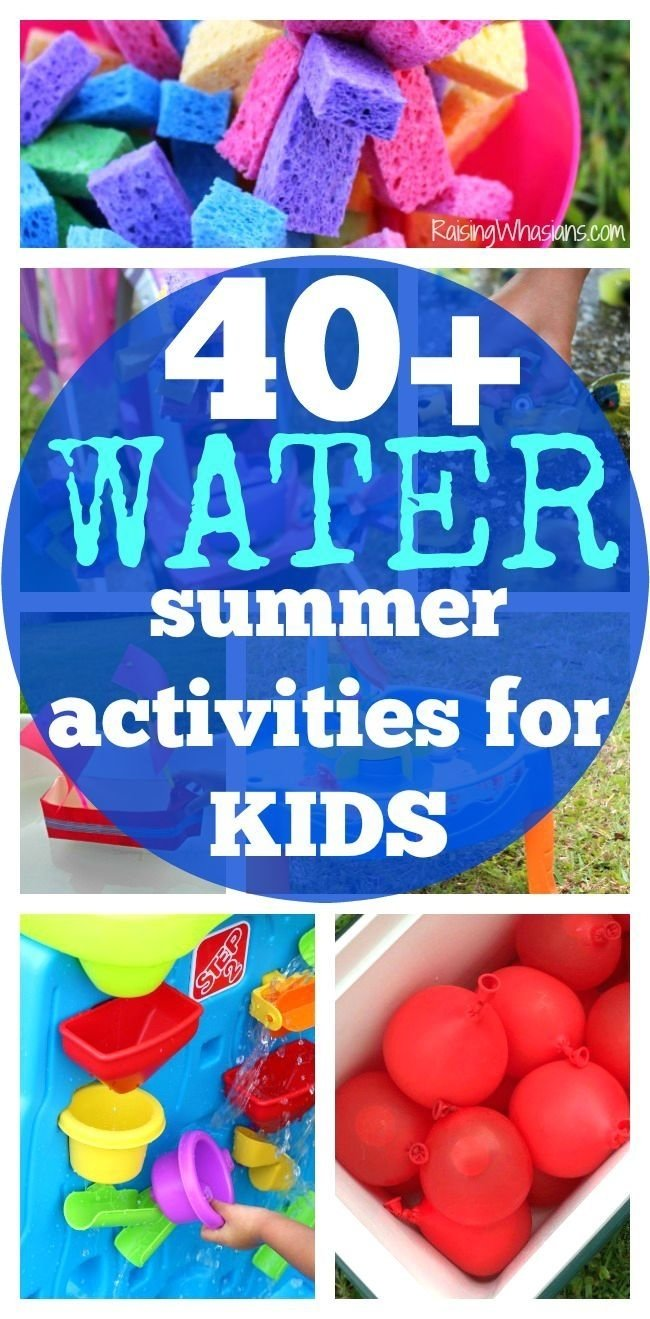 10 Most Recommended Summer Fun Ideas For Kids 489 best outdoor play ideas for kids images on pinterest play 2020