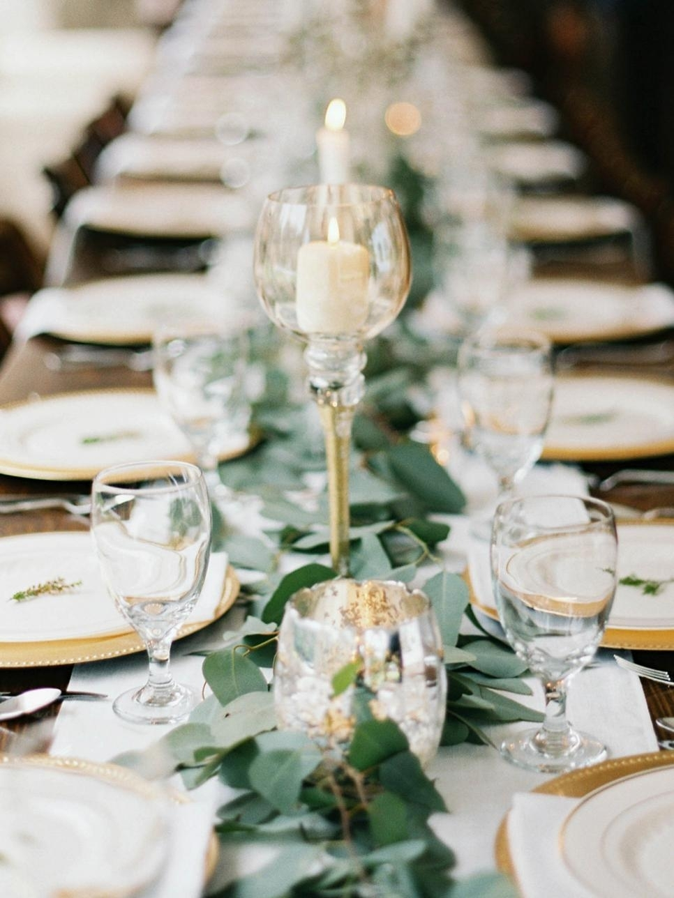 10 Cute Table Setting Ideas For Wedding %name 2021