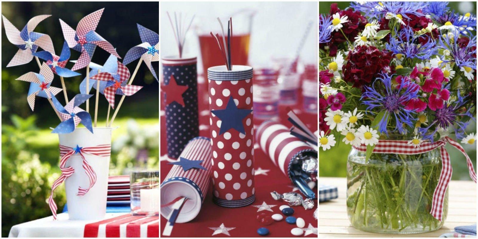 4th of july decoration İdeas – diy cute ideas