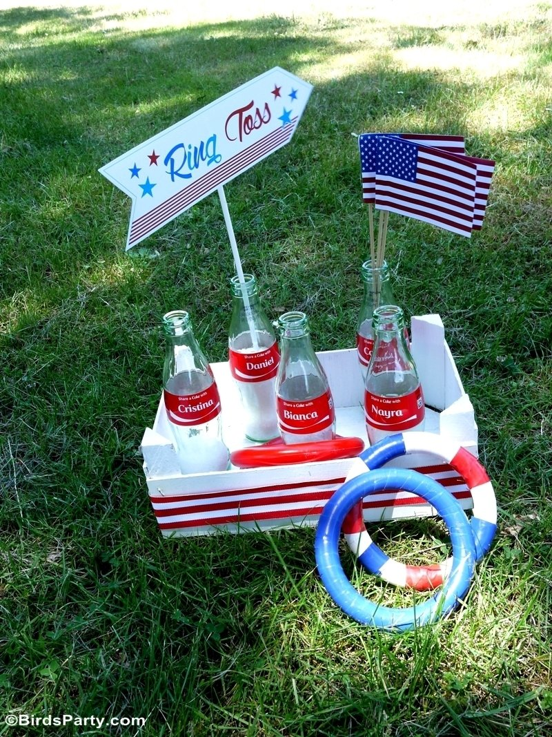 10 Amazing Fun 4Th Of July Ideas 4th of july party ideas with coca cola a 1700 giveaway 1 2021