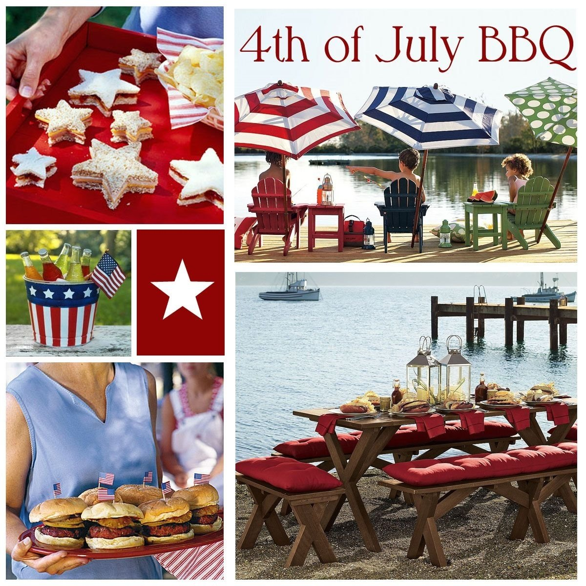 4th of july recipes – fun, food, family and friends | party planners
