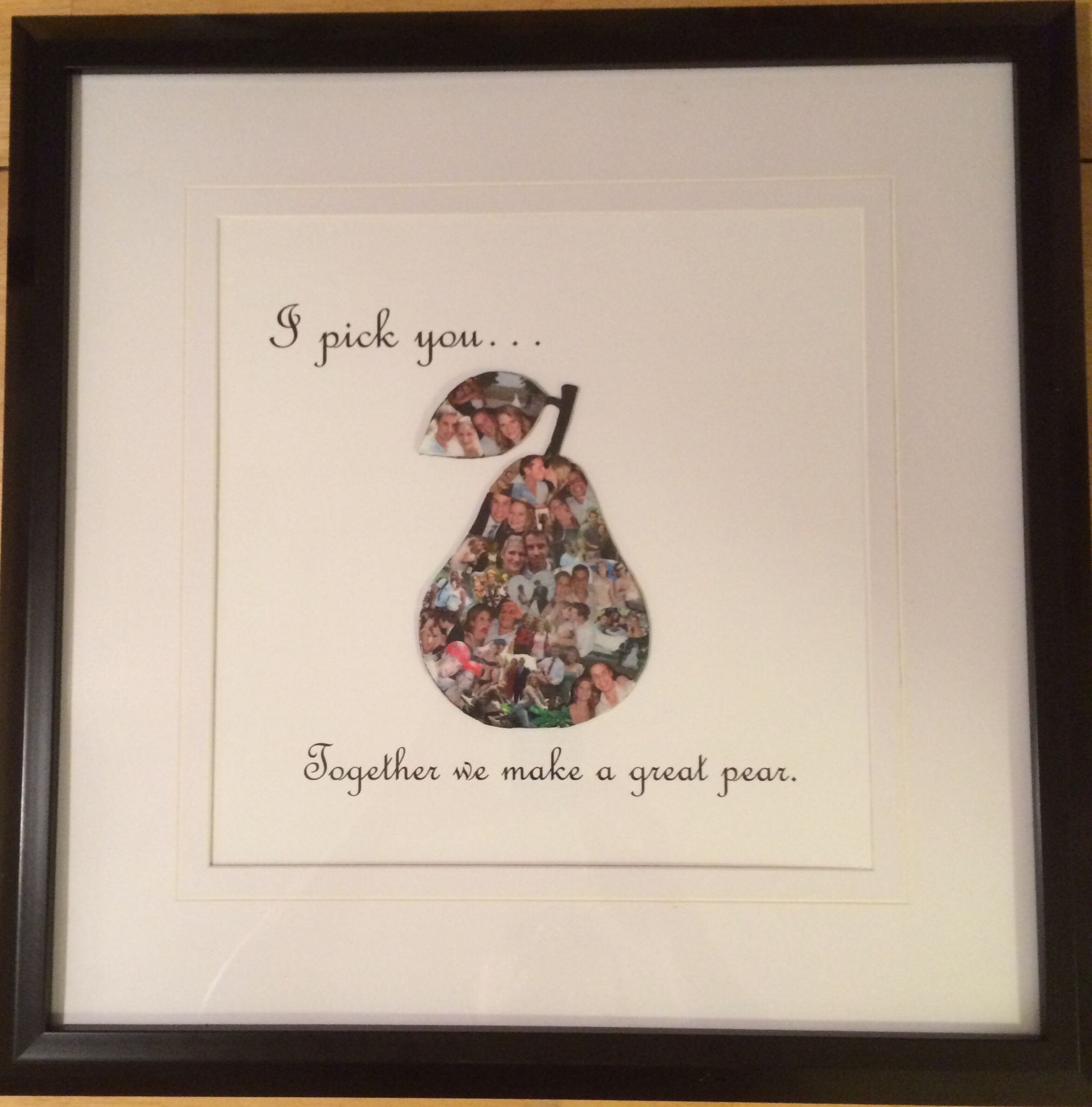 10 Attractive 4Th Anniversary Gift Ideas For Her 4th wedding anniversary gift my creations pinterest wedding 4 2020