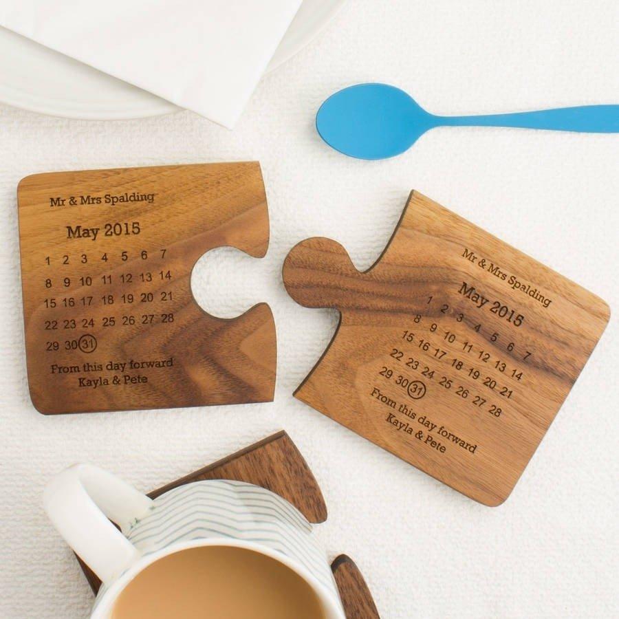 10 Stylish 4th Year Anniversary Gift Ideas 2019